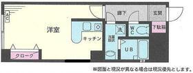 エナジー吉野町・402号室の間取り