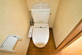 リュミエール・レジデンス 100号室のトイレ