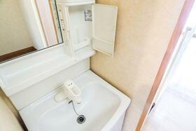 リュミエール・レジデンス 100号室の洗面所