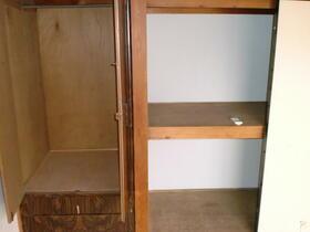 丸勝マンション 401号室の収納