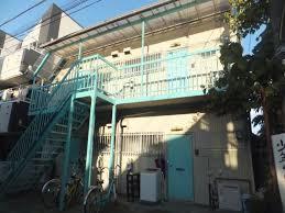 西六郷三井ハウスの外観