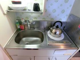 トップ南大塚第2 301号室のキッチン