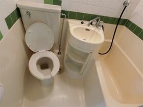 トップ南大塚第2 301号室の風呂