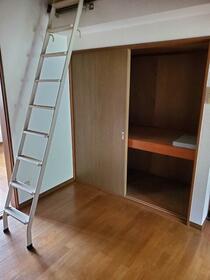 大網白里市南横川アパート 201号室のその他
