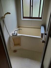 大網白里市南横川アパート 201号室の風呂