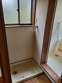 大網白里市南横川アパート 201号室の設備