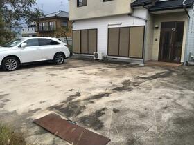大網白里市南横川アパート 201号室の駐車場