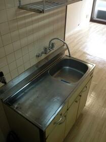 メゾン・ド・ソフォラ 0208号室のキッチン