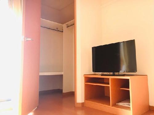 レオパレスエスポアールⅡ 107号室の収納