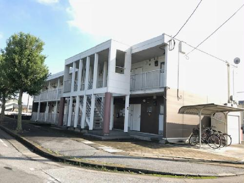 レオパレスPrimavera外観写真
