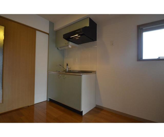 STD五条 506号室のキッチン