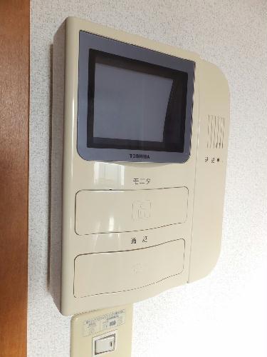 レオパレス松風 104号室のセキュリティ