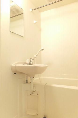 レオパレスエバ36A 202号室の風呂
