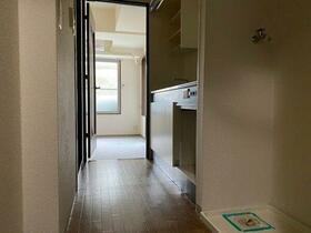 アーバンヒルズ浅草第2 205号室のキッチン