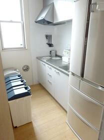 NOARK新河岸3丁目Ⅰ 0102号室のキッチン