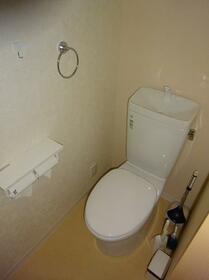 NOARK新河岸3丁目Ⅰ 0102号室のトイレ