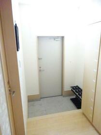 NOARK新河岸3丁目Ⅰ 0102号室の玄関