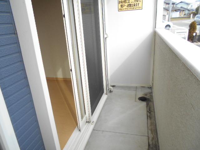レジデンス桜 01020号室のトイレ