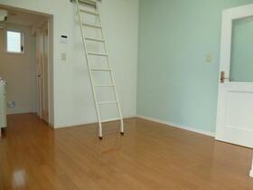 ロッシェル鹿沼台3号棟 205号室のリビング