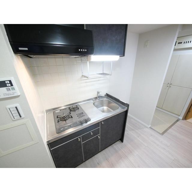 サンテラス赤坂 601号室の洗面所