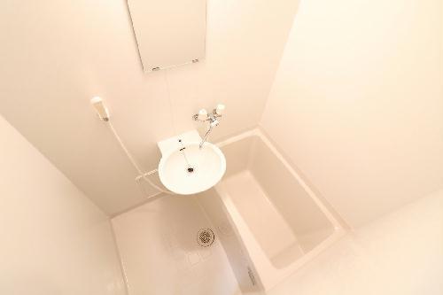 レオパレスひらかた 203号室のトイレ