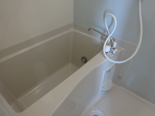 north crest 301号室の風呂