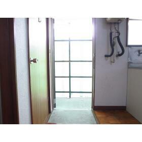 第二下高井戸ハイム 201号室の玄関