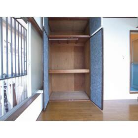 第二下高井戸ハイム 201号室の収納