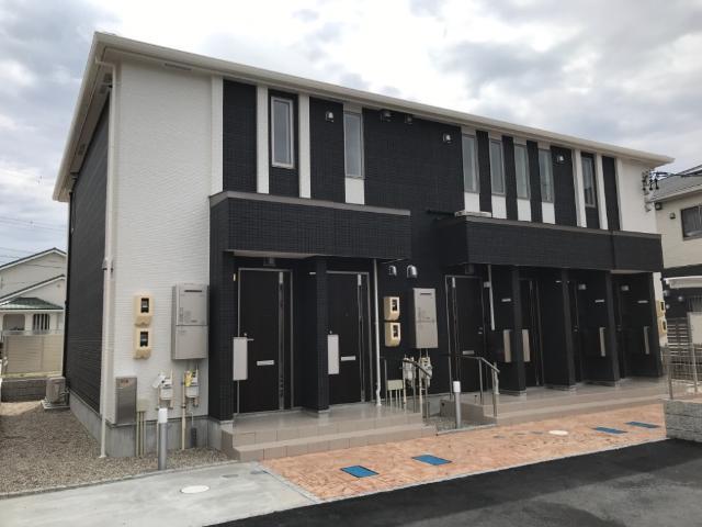 袖ケ浦市袖ヶ浦駅前2丁目新築アパート外観写真