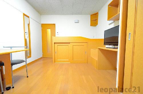 レオパレスアイアイ 206号室のキッチン