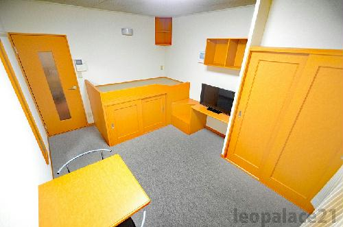 レオパレスアイアイ 206号室のトイレ