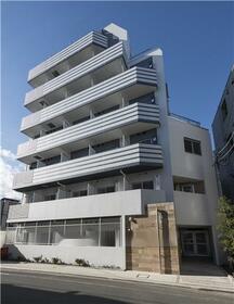 B CITY APARTMENT SHINAGAWA WESTの外観