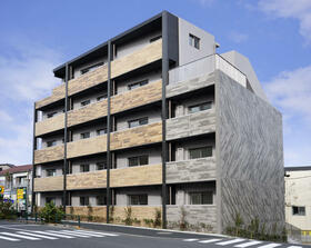 B CITY ART RESIDENCE KITAZAWAの外観