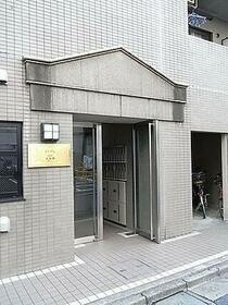 エクセリア五反田 304号室のエントランス
