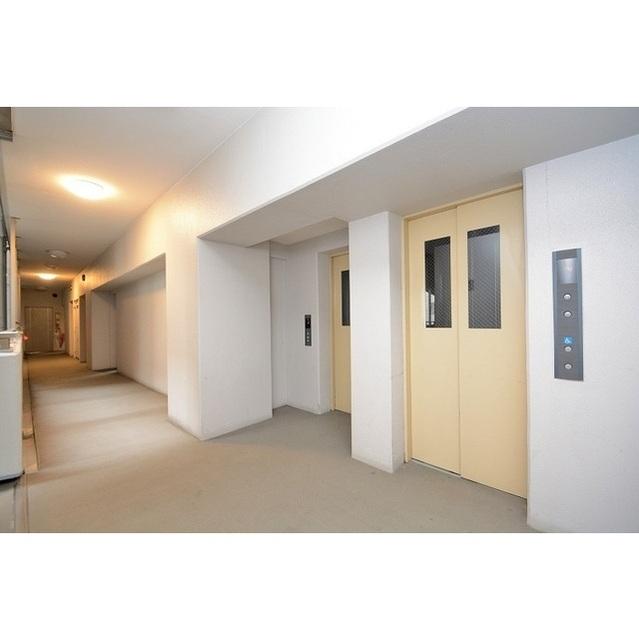 コンフォリア銀座EAST 1104号室の玄関