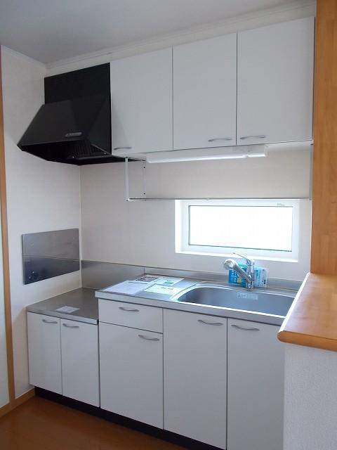 ドリーム ハイツ 02030号室のキッチン