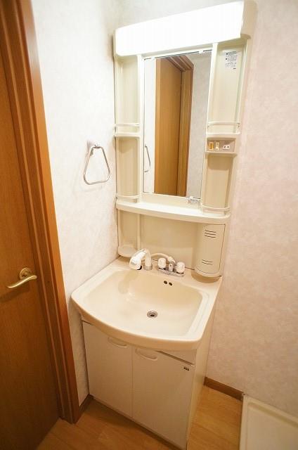 プレミールⅠ 01010号室の洗面所