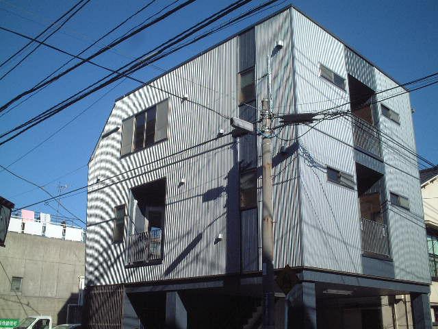 MS five kagacho外観写真