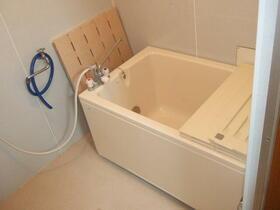 オアシスナイン 202号室の風呂