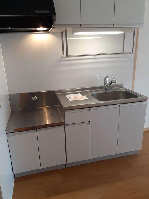 シティハイツ渡辺 02030号室のキッチン