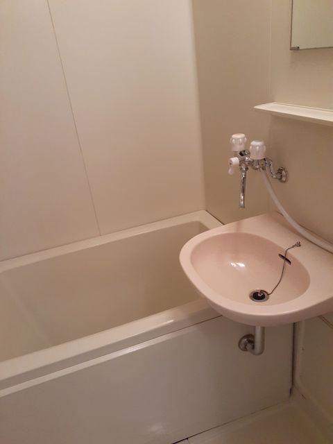 シティハイツ渡辺 02030号室の風呂