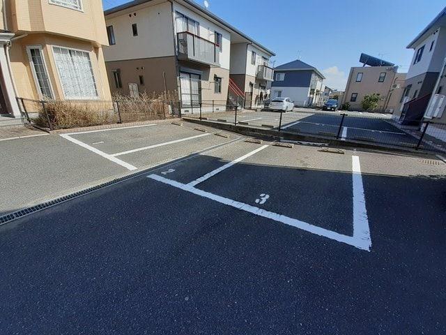 センチュリー21 A 02020号室の駐車場