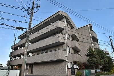 ヒルズ町田弐番館外観写真