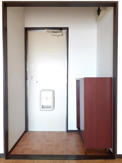 エルディム小久保 02010号室の景色