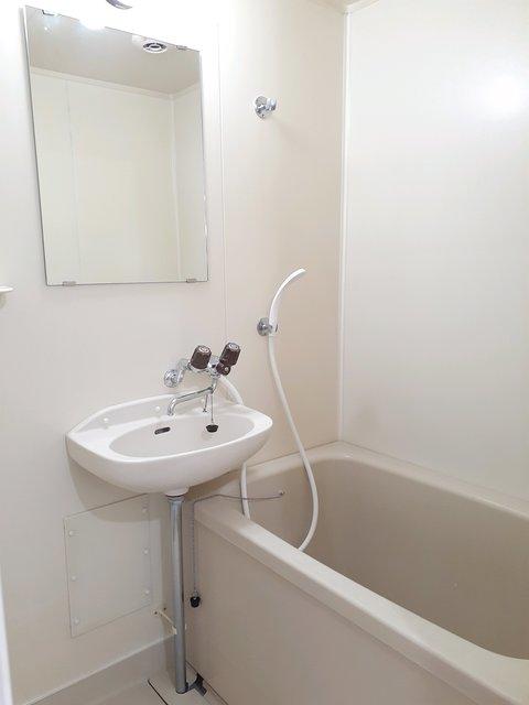 エルディム小久保 02010号室の風呂