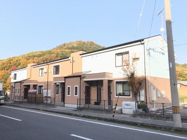 ハーモニーハイツ横井外観写真