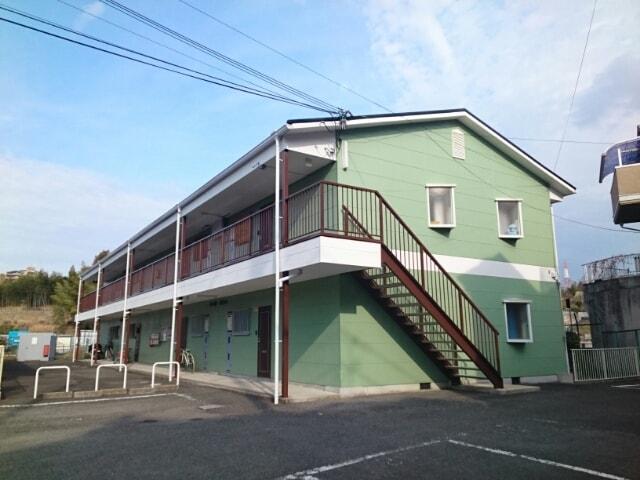 東ヶ丘グリーンハイツC棟外観写真