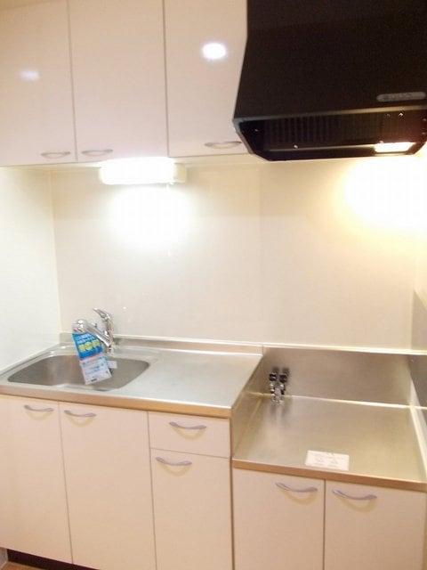 folding villa 02050号室のキッチン