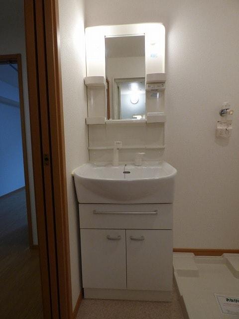 folding villa 02050号室の洗面所