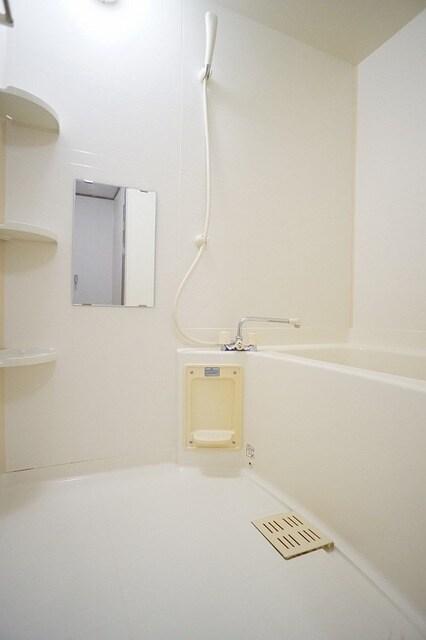 グランデ アウルム B 02010号室の風呂